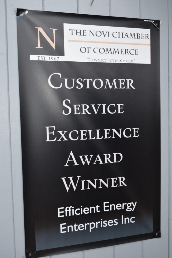 Efficient Energy Enterprises